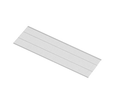 Полка проволочная, серия 460, L=900, белый