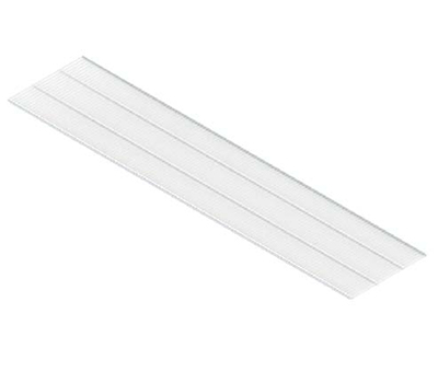 Полка проволочная, серия 460, L=1823, белый
