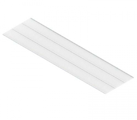Полка проволочная, серия 540, L=607, белый
