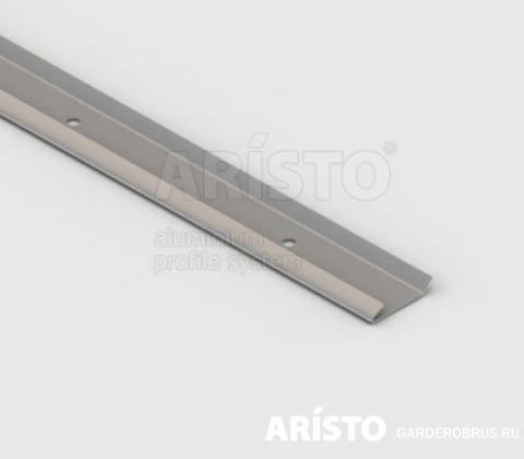 Рельс несущий, L=1200, металлик