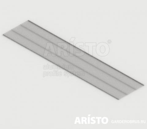 Полка проволочная, серия 460, L=1100, металлик